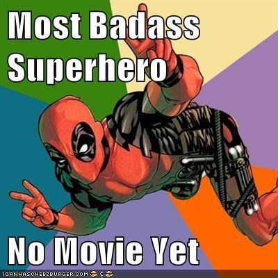 deadpool Movie no Super-Lols wtf - 5725562368