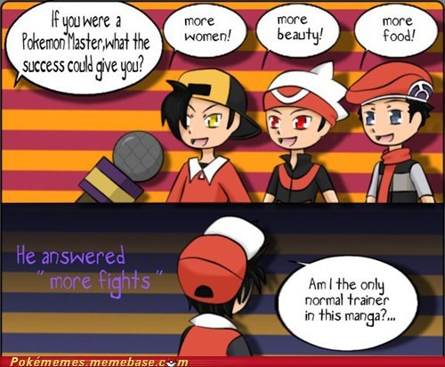 comic idiots interview manga red - 5727120128