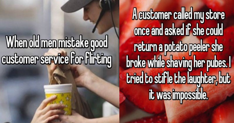 customer service relatable rude - 5727237