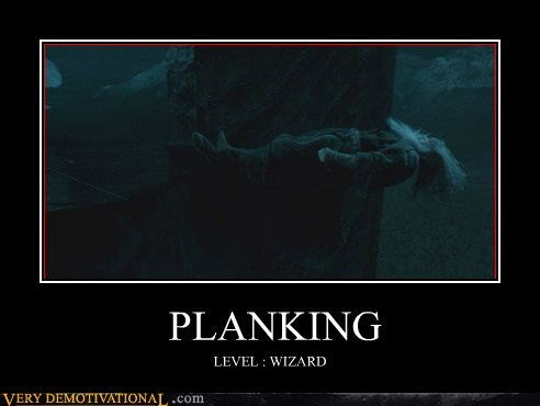 hilarious level Planking wizard - 5727481344