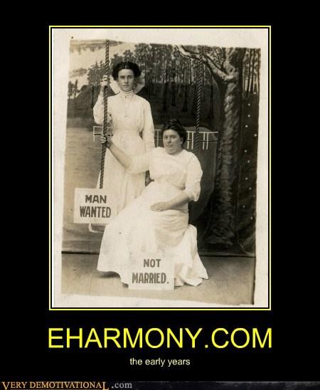 eharmony early years hilarious old timey - 5727758080