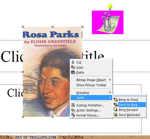 back,best of week,powerpoint,rosa parks