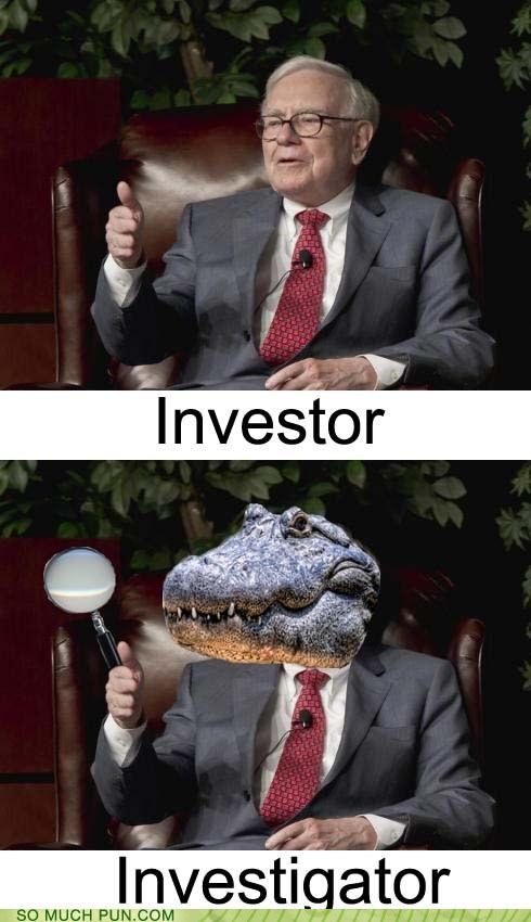alligator gator head investigator investor literalism shoop similar sounding - 5728253696