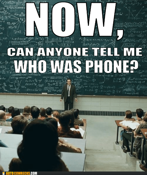 a serious man,class,who was phone