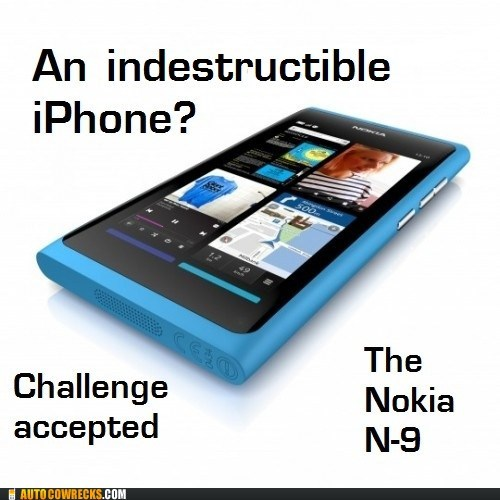 indestructible nokia,iphone,nokia,nokia N-9