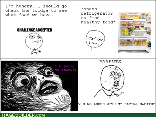 food Rage Comics raisin face Y U No Guy - 5729441536