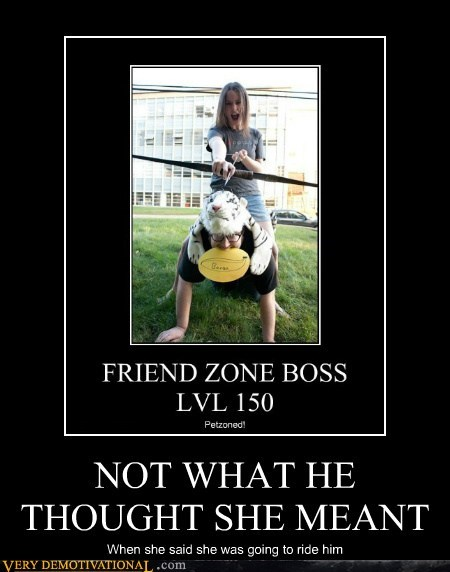 confused friend zone hilarious ride him - 5729683456