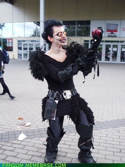 anime cosplay death note manga - 5730130944