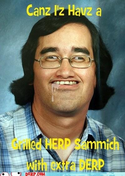 derp extra herp professional sammich - 5731080704