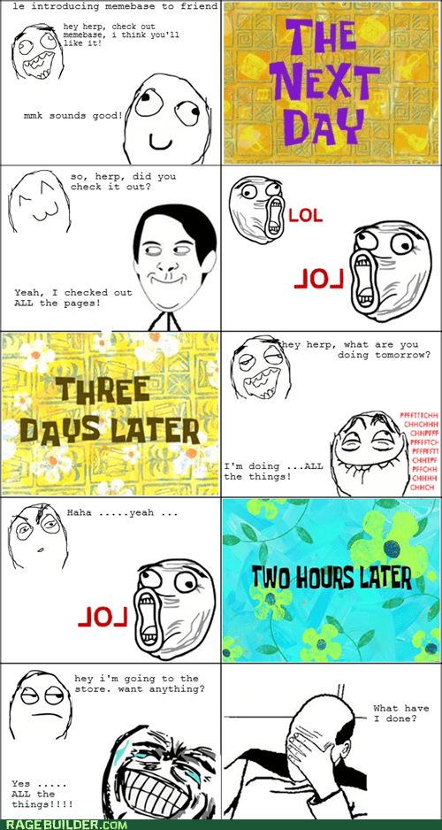 all the things bro inside jokes lol memebase Rage Comics - 5731081216
