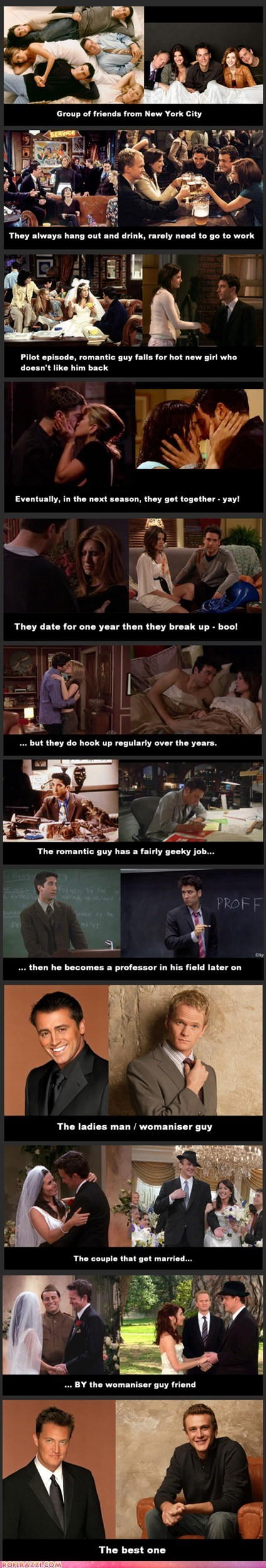 friends,funny,how i met your mother,TV