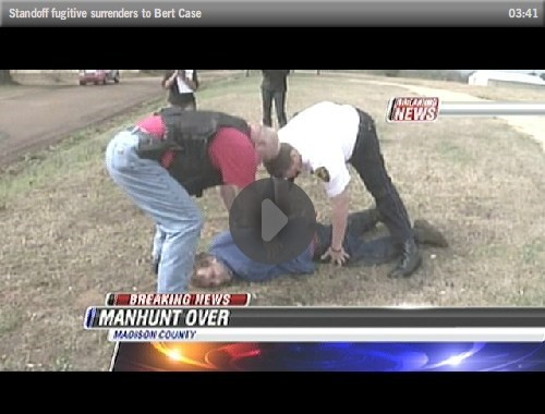 Bert Case caught on camera Rodney Wayne Hill WLBT - 5733075968