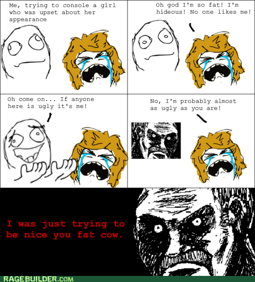 best of week fat racket Rage Comics ugly wtf - 5733158912