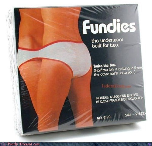 fundies underwear underwear for two - 5733341184