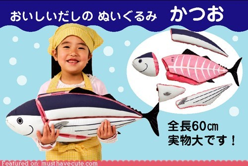 assemble fabric fish parts Plush toy - 5734338816