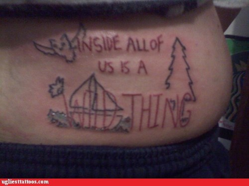 inside all of us poorly drawn where the wild things are - 5734600960