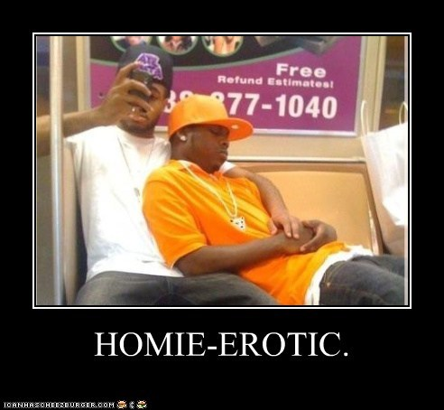 homie erotic no homo on the bus public transportation - 5735339008