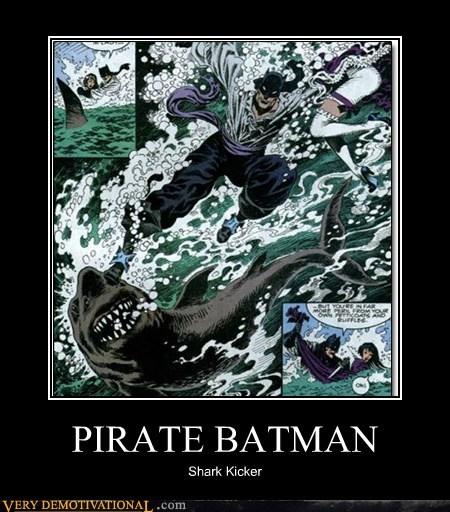 batman hero Pirate shark Super-Lols wtf - 5735371264