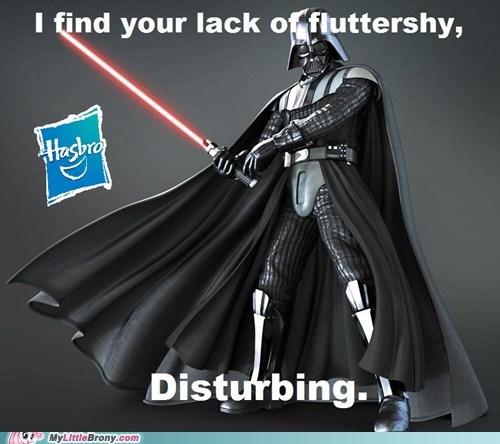 darth vader disturbing Hasbro lack of faith meme - 5735415552