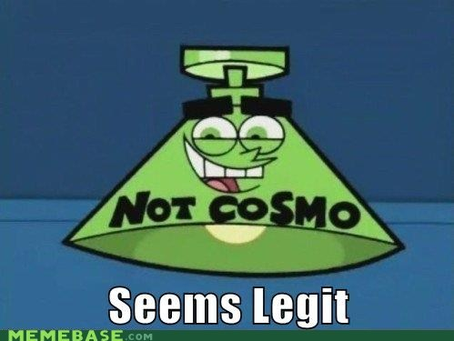 cosmo Fairly Oddparents seems legit