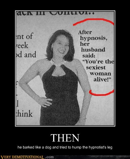hilarious,husband,hypnosis,weight loss