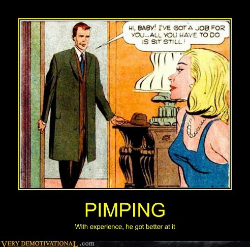 comics hilarious pimping wtf - 5736626688