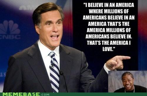 america Mitt Romney some republican yo dawg - 5736676864
