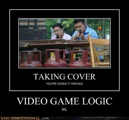 hilarious IRL logic video game - 5736925184