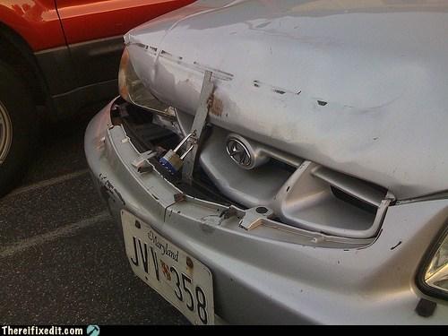 anti-theft car hood lock security - 5737713152