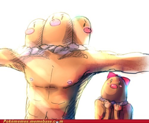 art awesome diglett is epic diglett wednesay fandom in love the real post - 5737966592