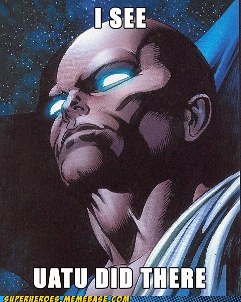 pun Super-Lols uatu watcher - 5738061824