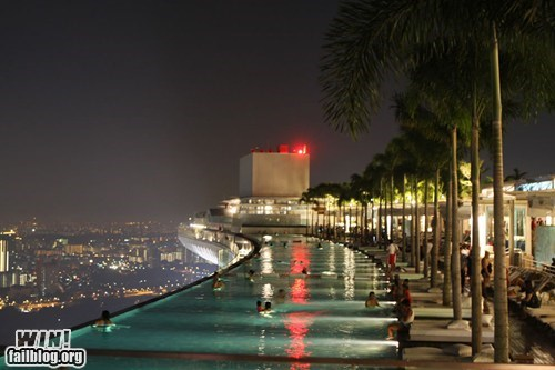 heights hotel pool singapore vertigo view - 5738303232