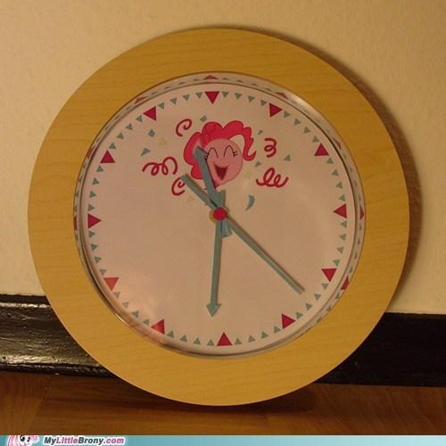 clock IRL pinkie pie - 5738341120