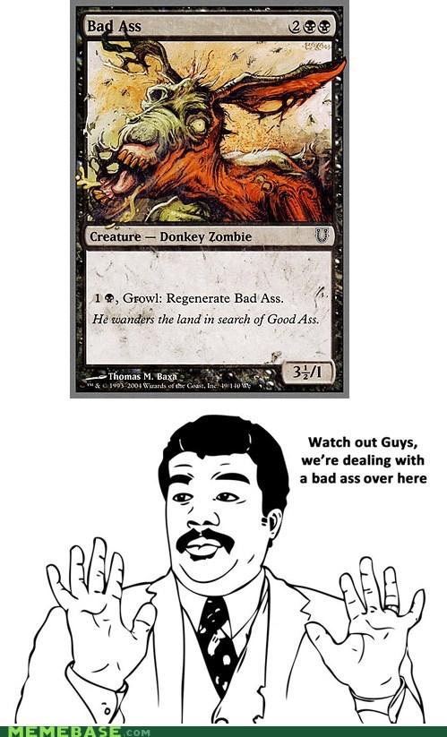 Badass cards donkey gathering magic - 5738419712
