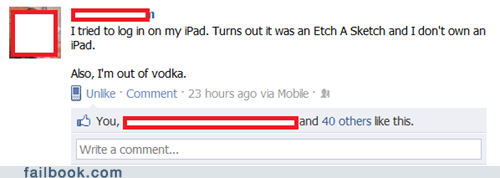 classic ipad Tech vodka - 5738488064