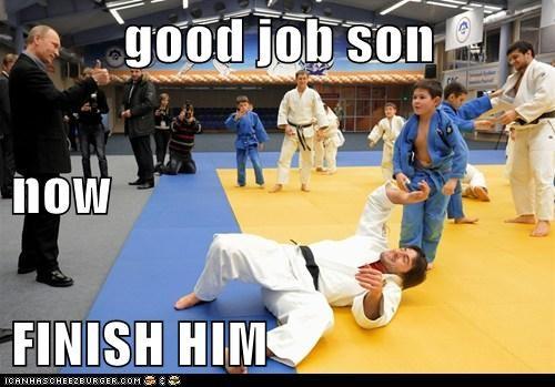 Mortal Kombat political pictures Vladimir Putin - 5739632128