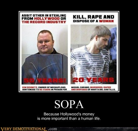 hollywood,money,prison,SOPA,Terrifying