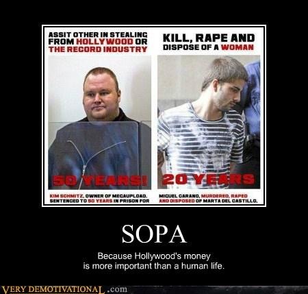 hollywood money prison SOPA Terrifying - 5739772928