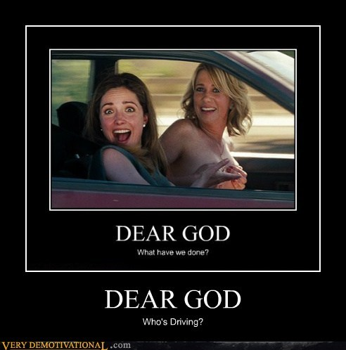 Dear God driving hilarious wtf - 5739837184