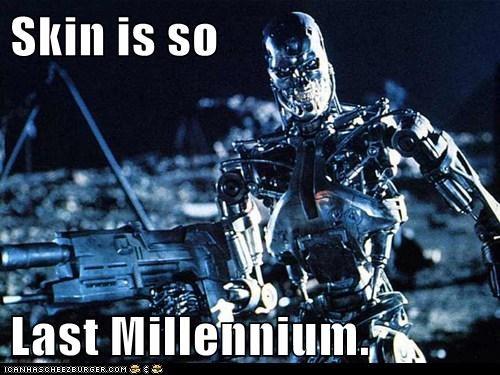 hipster last millennium skin skynet terminator - 5739856896