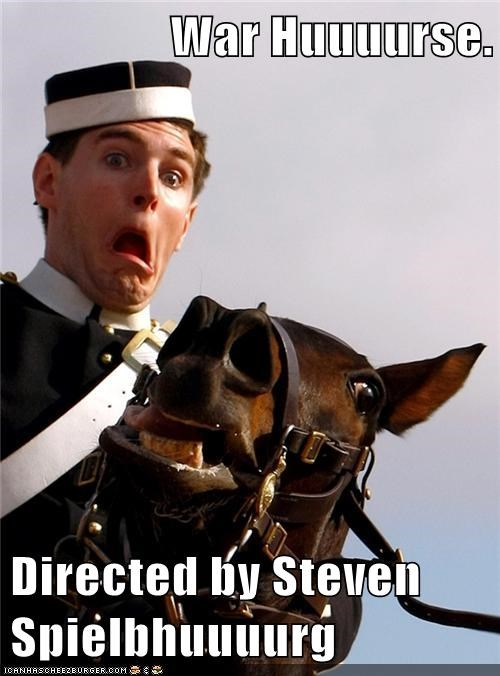 best of week brave derp steven spielberg War Horse - 5740098304