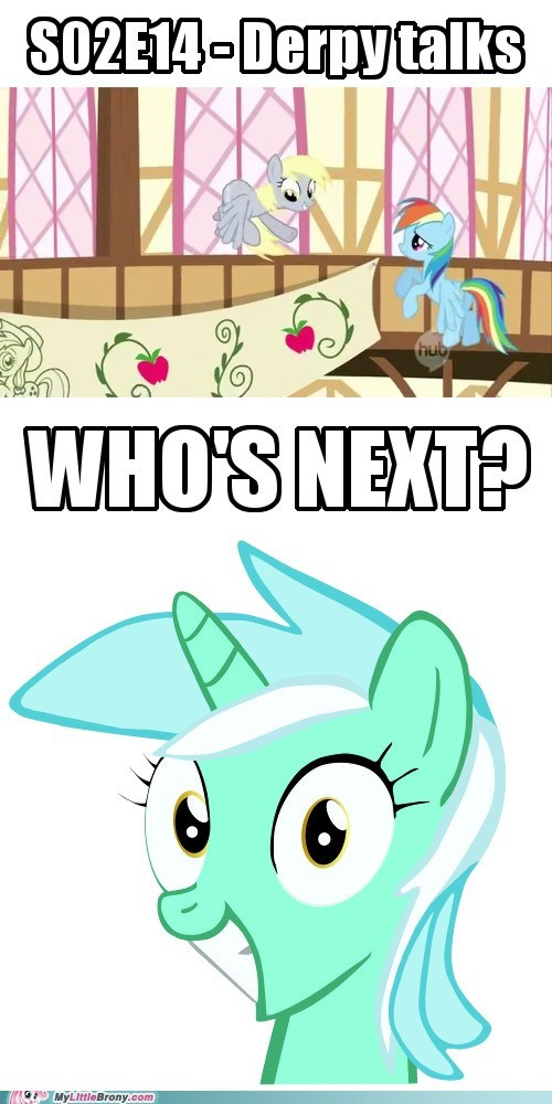 comics,derpy hooves,hands,lyra,matter of time