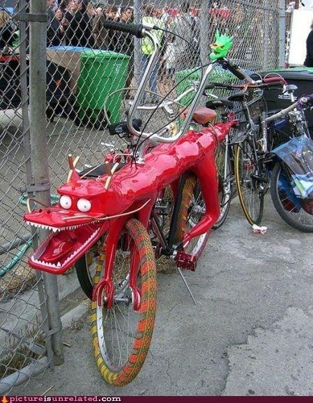 bike mulan mushu wtf - 5740813056