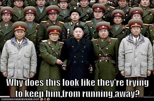 kim jong-un North Korea political pictures - 5740958464