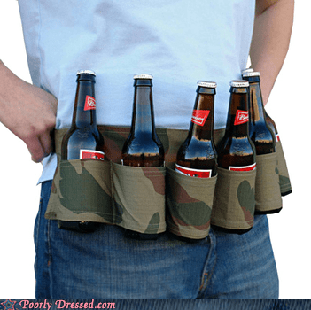 beer belt i want that please can I have it - 5741495808