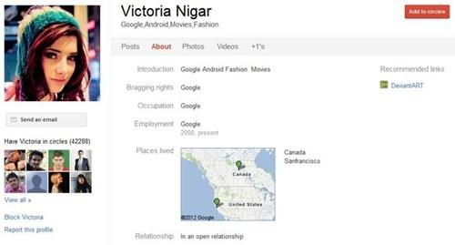 fake,fake google employee,google,Nerd News,victoria nigar