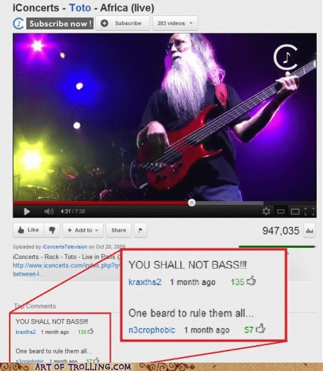 beard best of week gandalf look alike Memes youtube - 5741913344