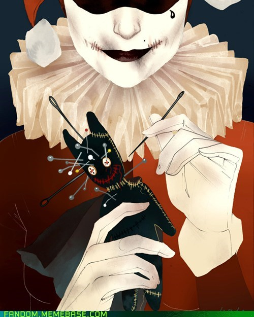 batman comics DC Fan Art Harley Quinn - 5741992448