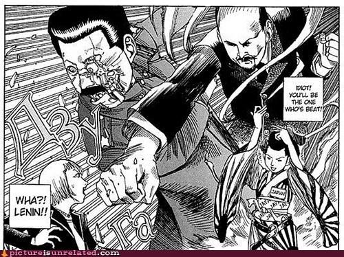 lenin manga soviet wtf - 5742028800