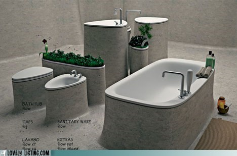 bathroom fixtures sprout - 5742147072